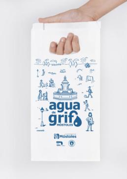 Campaña Agua de grifo