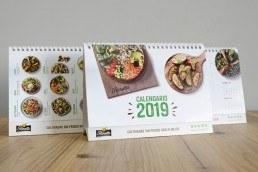 Diseño y producción de calendario