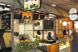 Diseño y producción de espacios, tiendas y stands