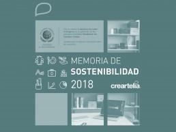 Memoria sostenibilidad Creartelia