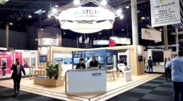 Stand Alstom en Smart City Expo World Congress 2019