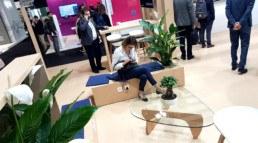 Stand Alstom en Smart City Expo World Congress 2019